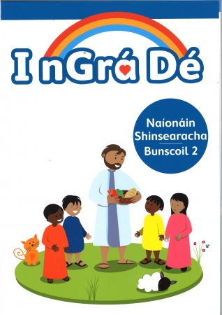 I nGra De 2 Pupil Book - Senior Infants