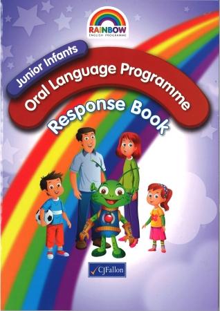 Oral Language Response Book -  Junior Infants