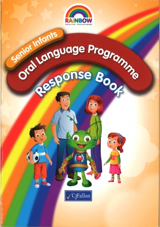 Oral Language Response Book - Senior Infants