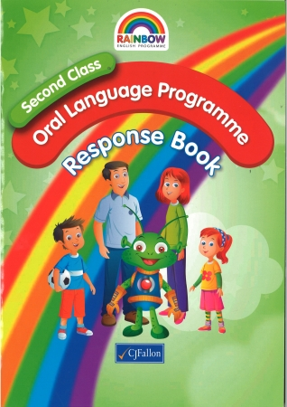 Oral Language Response Book - Second Class