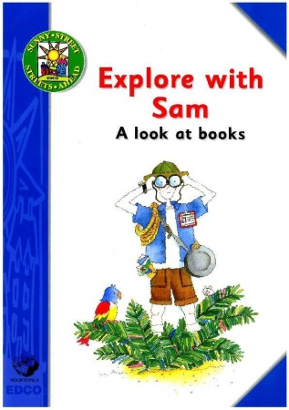 Explore With Sam - A Look At Books - Sunny Street - Second Class