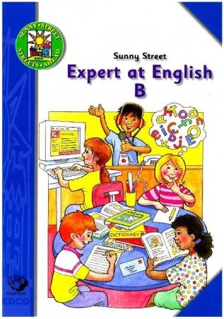 Expert At English B - Language Skills Book - Sunny Street - Second Class