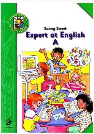 Expert At English A - Language Skills Book - Sunny Street - First Class