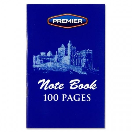 Notebook A6 100 Page