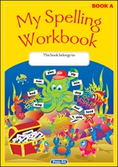 My Spelling Workbook A - Original Edition - Senior Infants