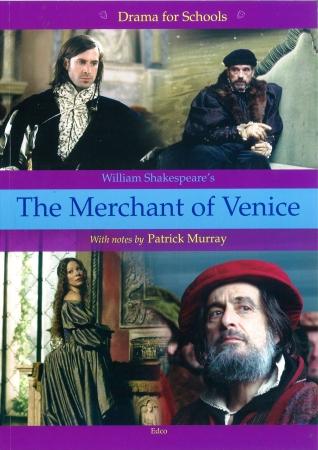 The Merchant of Venice - Junior Certificate English - Edco Shakespeare Series