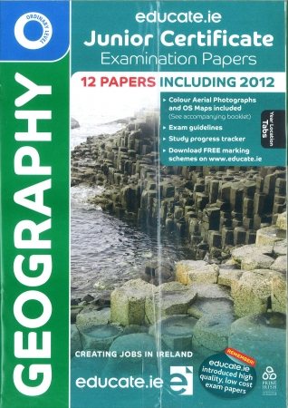 Junior Cert Geography Ordinary Level - Includes 2015 Exam Paper