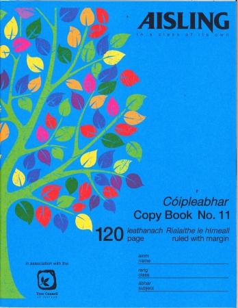Writing Copy 120 Page No.11 - Single