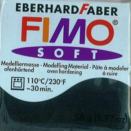 Fimo Soft Black
