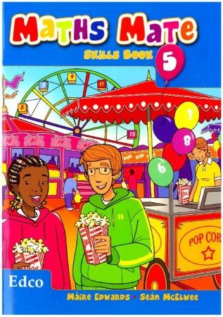 Maths Mate Skills Book 5 - Fifth Class