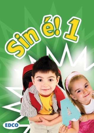 Sin é! 1 - First Class Textbook