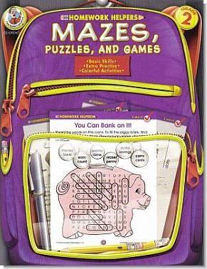 Mazes, Puzzles & Games