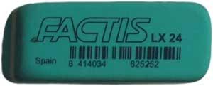 Factis Eraser LX24