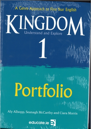 Kingdom 1 - Portfolio Only - Junior Cycle English