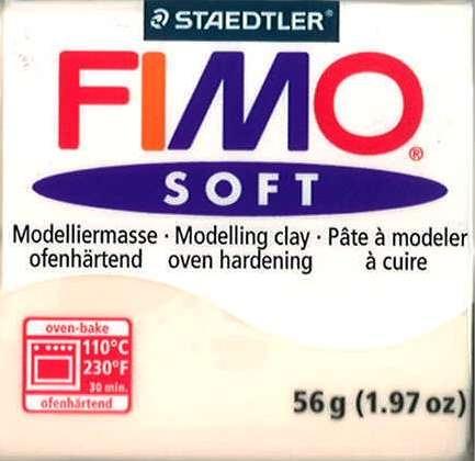 Fimo Soft Flesh Light