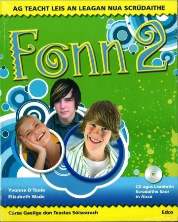 Fonn 2 Pack - Textook & Workbook