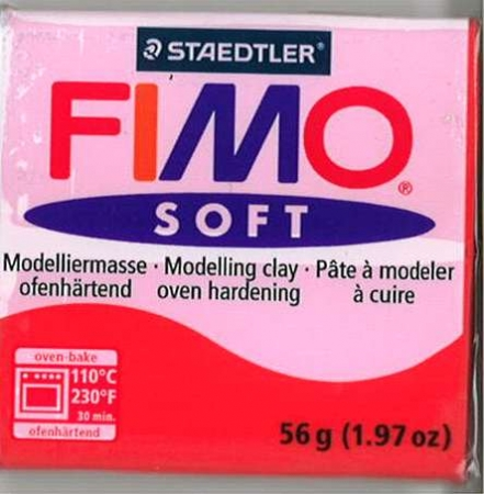 Fimo Soft Indian Red