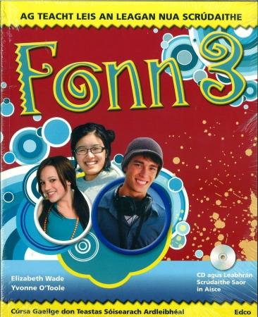 Fonn 3 Pack - Textbook & Workbook