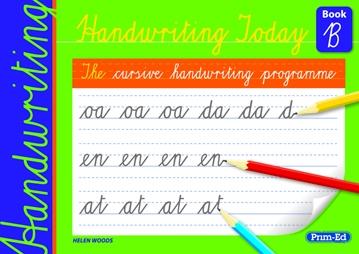 Handwriting Today Book B