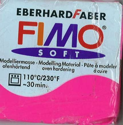 Fimo Soft Rasberry