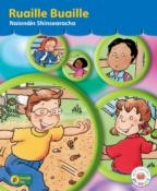 Bualadh Bos Ruaille Buaille - Senior Infants Textbook