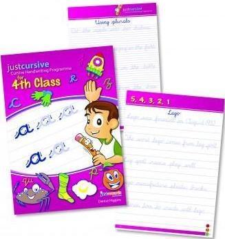 Just Cursive 4th Class