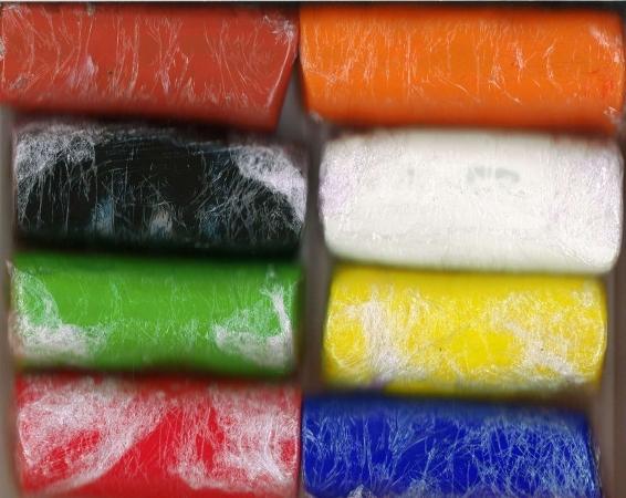 Colour Me Modelling Dough 8 Colours