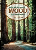 Materials Technology Wood Pack - Textbook & Workbook - Junior Certificate Woodwoork