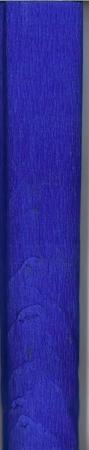 Crepe Brilliant Blue