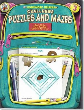 Challenge puzzles & mazes