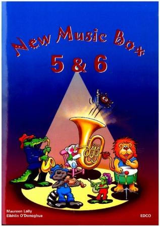 New Music Box 5 & 6 - Fifth & Sixth Class