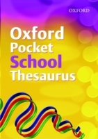 Oxford pocket school thesaurus