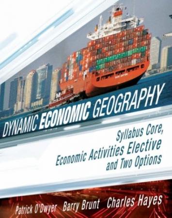 Dynamic Economic Geography Textbook