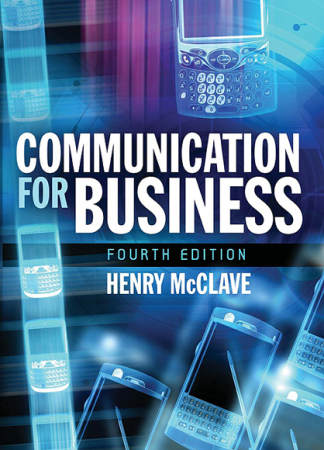 Communication For Business - 4th Edition