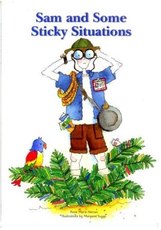 Sam & Some Sticky Situations - Novel - Sunny Street - Second Class