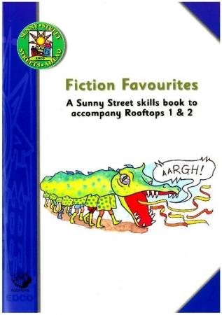 Fiction Favourites - A Sunny Street Skills Book - Sunny Street - Second Class