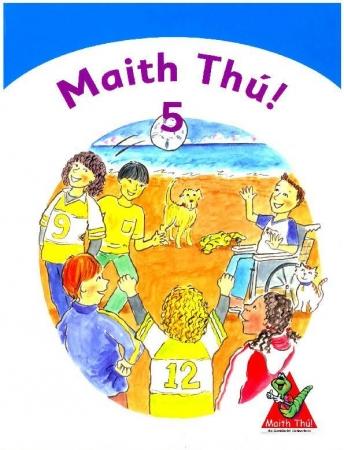 Maith Thú 5 - Fifth Class Textbook