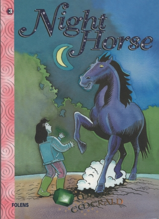 Night Horse - Core Reader - Magic Emerald - Fifth Class