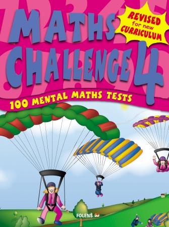 Maths Challenge 4 - Fourth Class