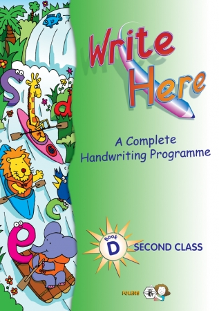 Write Here D - Second Class