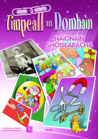 Timpeall an Domhain Junior Infants