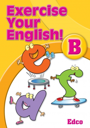 Exercise Your English B - Senior Infants
