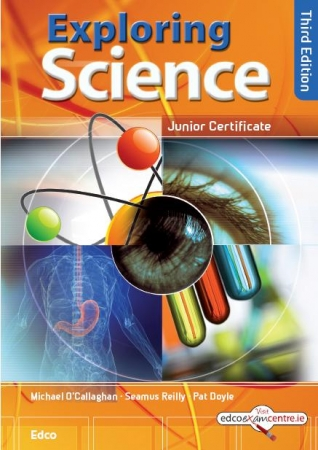 Exploring Science Textbook - 3rd Edition
