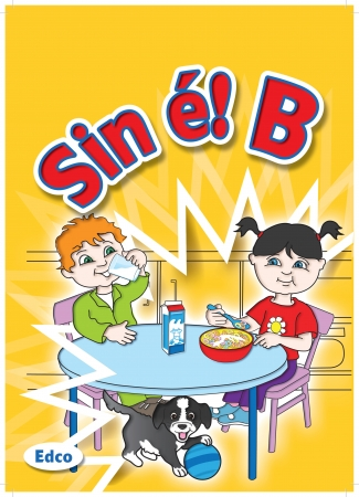 Sin é! B - Senior Infants Textbook