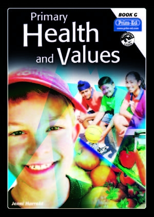 Primary Health And Values Book G