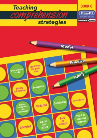 Teaching Comprehension Strategies Book C