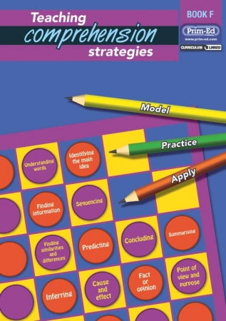 Teaching Comprehension Strategies Book F