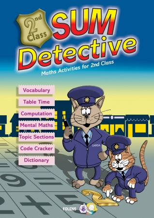 Sum Detective 2 - Second Class