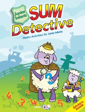 Sum Detective Junior Infants