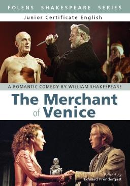 The Merchant of Venice  - Junior Certificate English - Folens Shakespeare Series